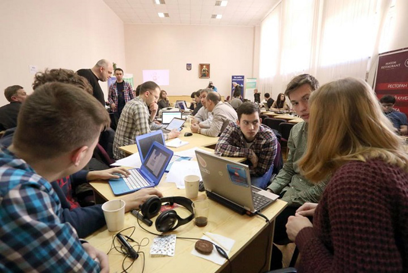 TERNOPIL SMART CITY HACKATHON   2016