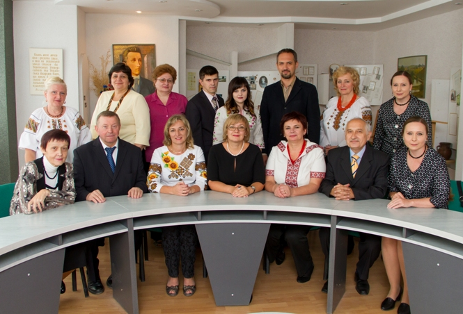Department of Theory and Methodology of Ukrainian and World Literature