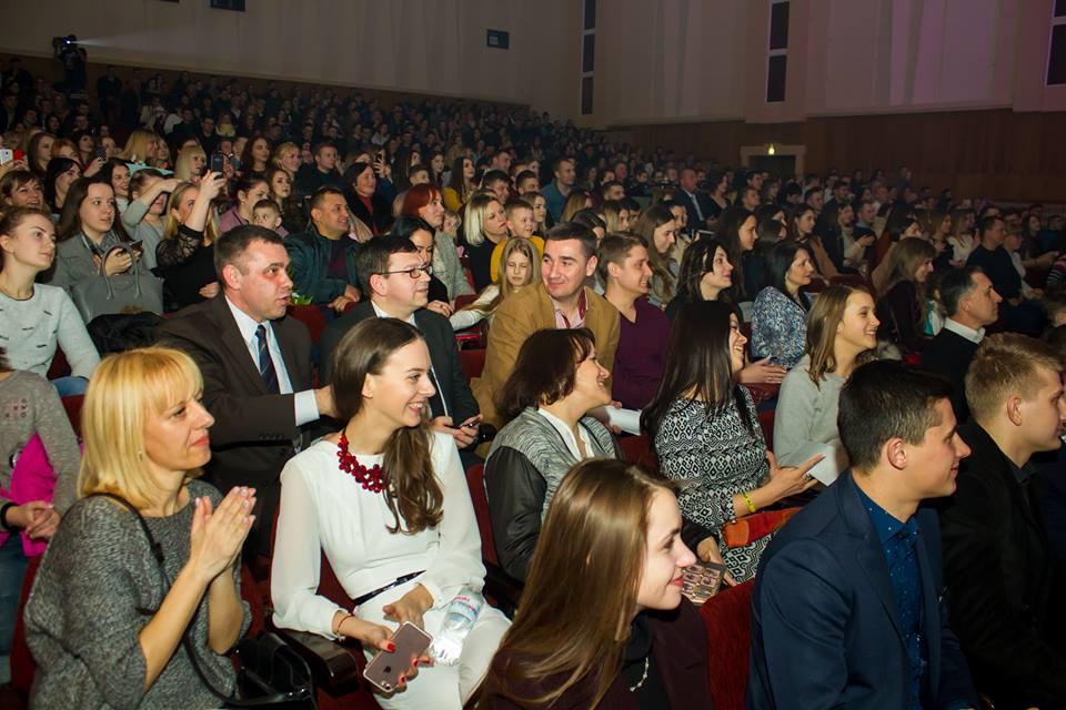 Зачарована глядацька аудиторія