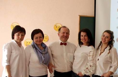 Команда викладачів Червоний Бантик.