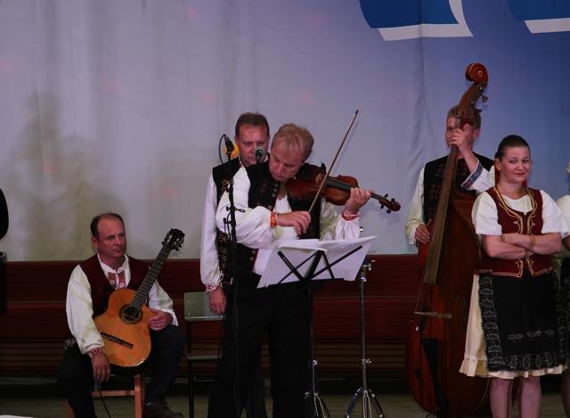 Звуки чарівної скрипки