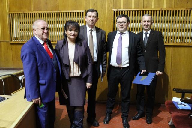 Президія звітно-виборчої конференції