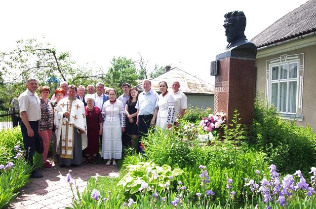 Учасники святкового дійства