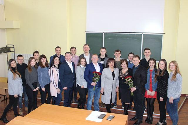 конференція студентів Тернопільського національного педагогічного університету імені Володимира Гнатюка