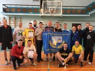 Триває спартакіада  працівників ТНПУ ім.В.Гнатюка:  завершились змагання з баскетболу (ФОТО)