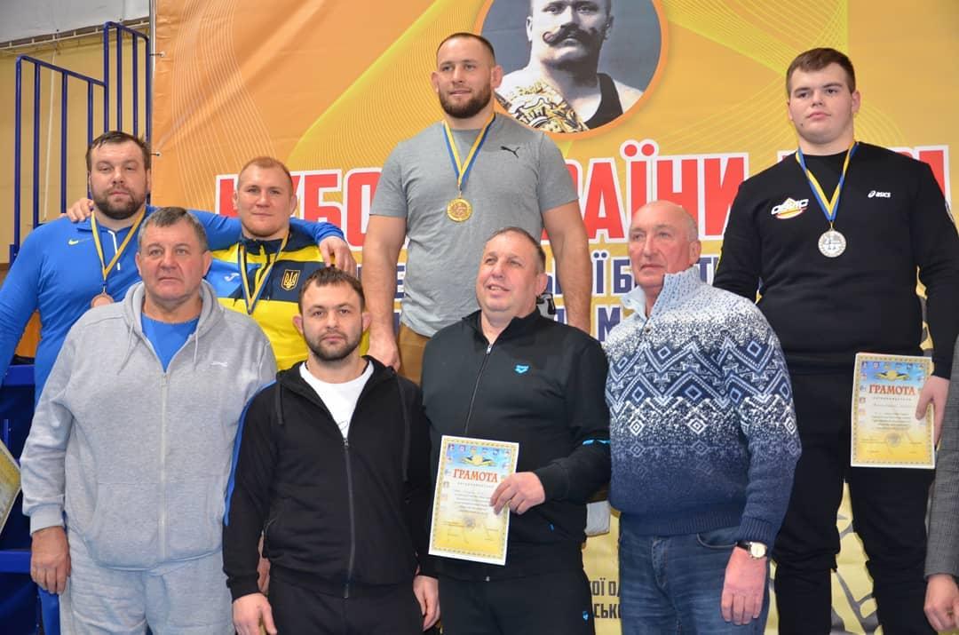 Микола Кучмій_переможець Кубку України_2021