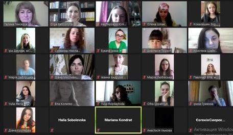 Учасники семінару взяли участь у дискусії про інтернаціоналізацію в освіті